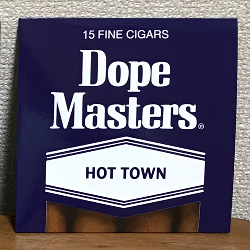 DOPE MASTERS 〈HOT TOWN〉