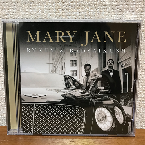 RYKEY×BADSAIKUSH「Mary Jane」
