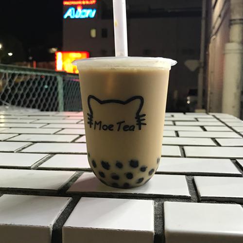 Moe Tea タピオカ