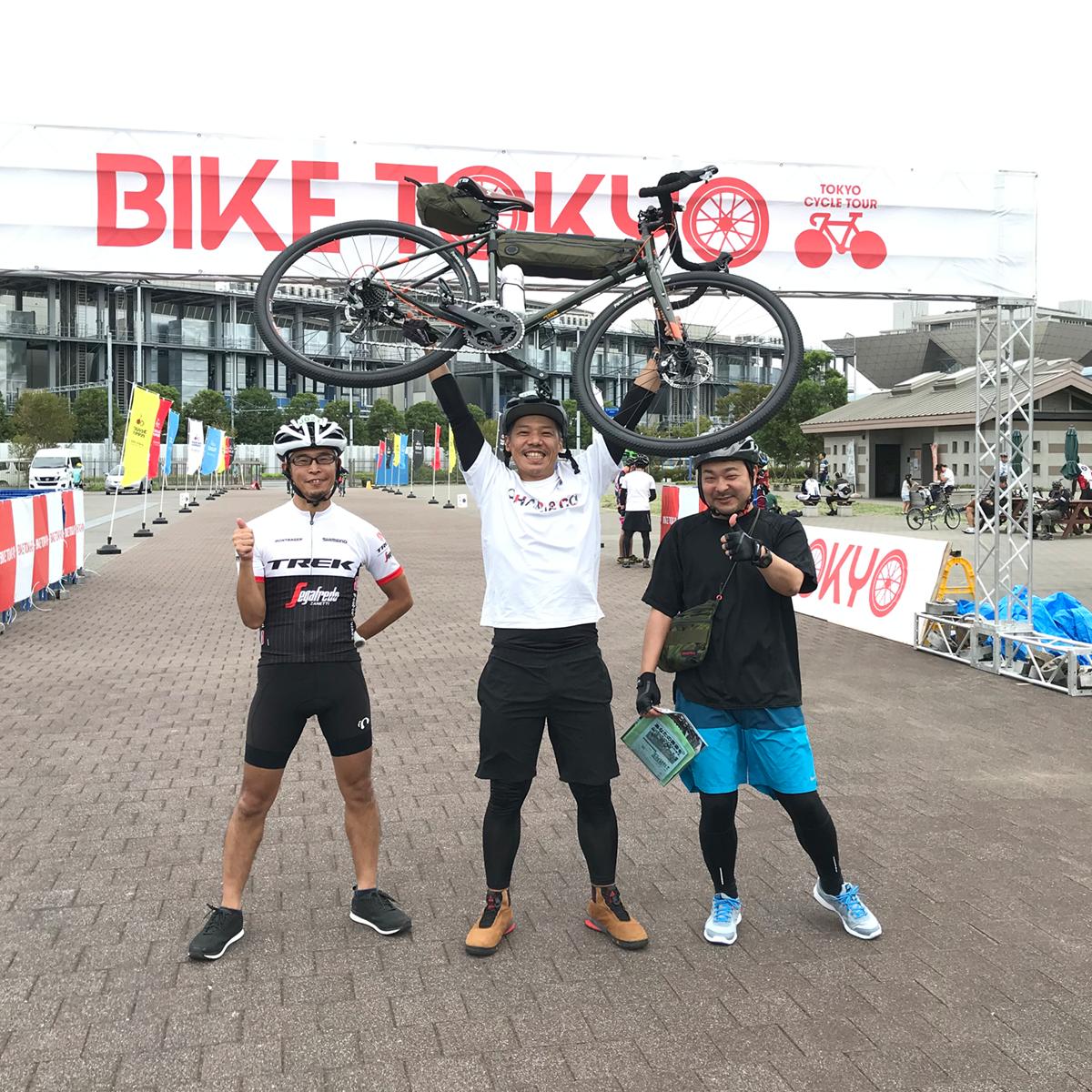BIKE TOKYO 2019