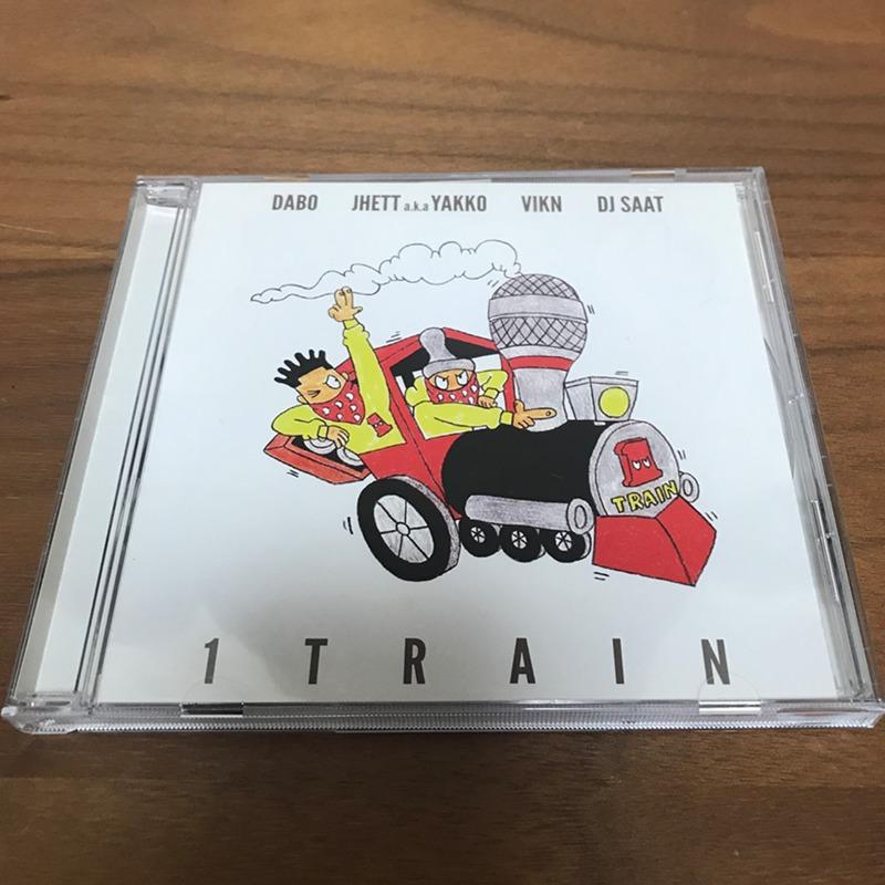 DABO, JHETT a.k.a YAKKO, VIKN PRESENTS 「1TRAIN - MIXED BY DJ SAAT」