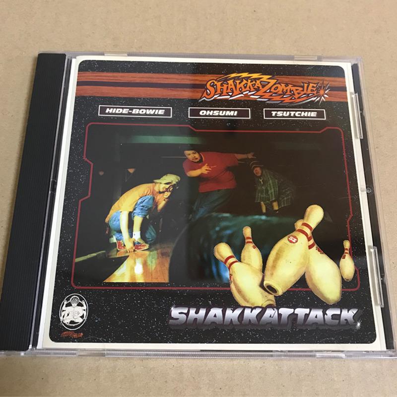SHAKKAZOMBIE / SHAKKATTACK